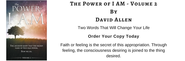 The Power of I AM 2 - David Allen
